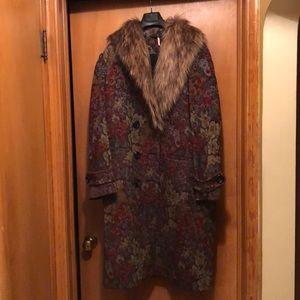 Free people maxi coat